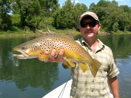 Our guides for Fly fishing chattanooga